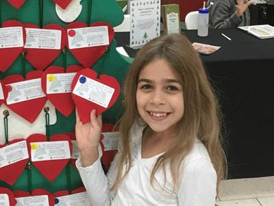 Visit the HGTV Santa HQ and the Sharing Tree at Washington Square