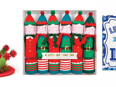 Elf, Hanukkah, and Holiday Themed Gift Guide