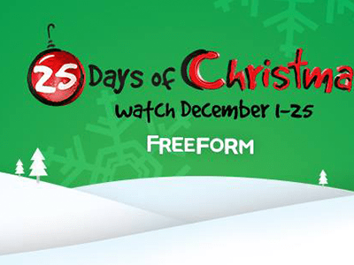 Freeform's 25 Days of Christmas
