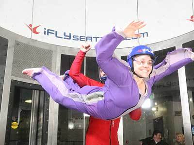 iFLY Seattle Indoor Skydiving