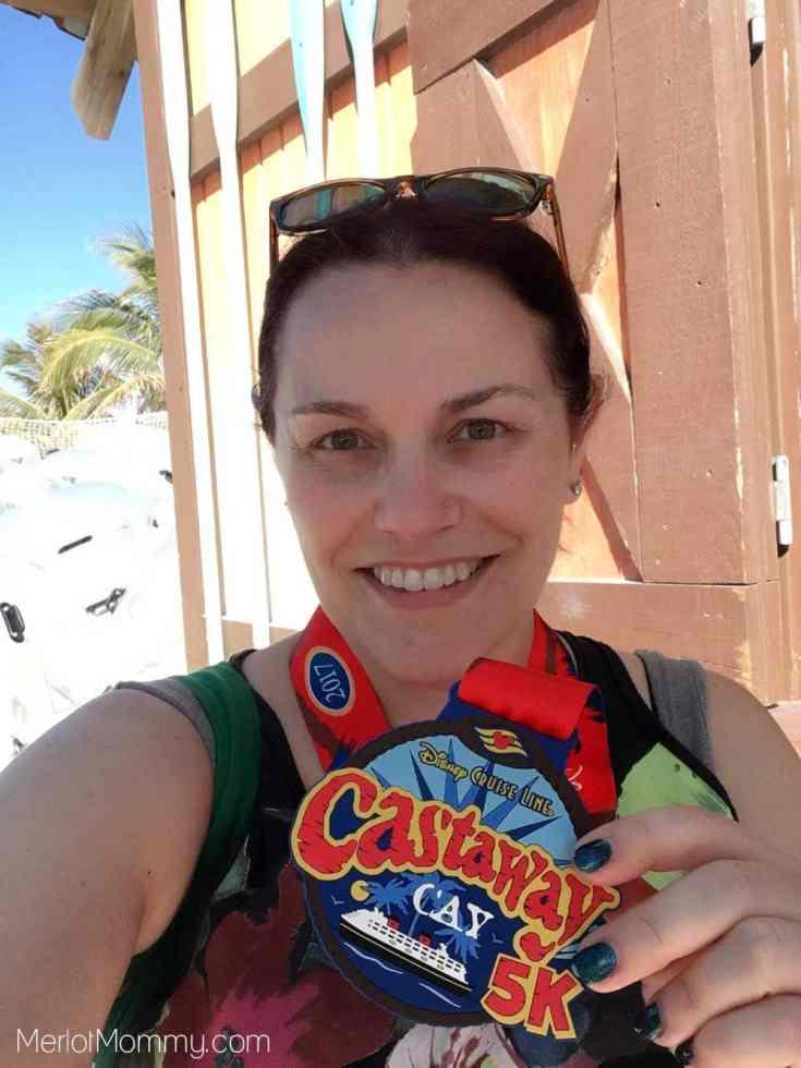 runDisney Castaway Cay 5k for the Family on the Disney Cruise Line