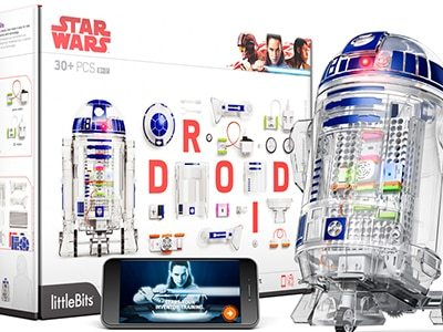 The littleBits Droid Inventor Kit
