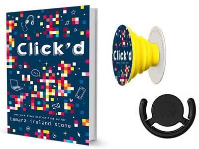 Click'd Book + Giveaway