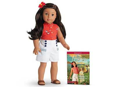American Girl Welcomes Nanea and a Store to Portland