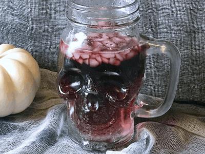 Bloody Vodka Tonic