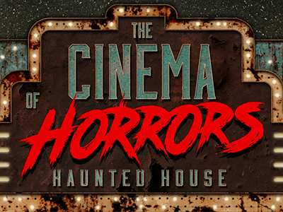 Cinema of Horrors Haunted House is Ghastly Fun
