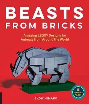 Beasts from Bricks by Ekow Nimako