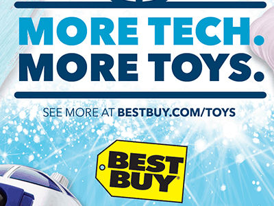 Hot Holiday Toys at Best Buy