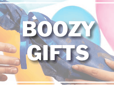 Boozy Holiday Gifts