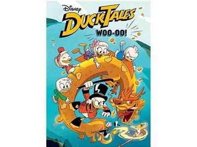 DuckTales DVD + Giveaway