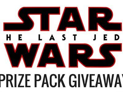 Star Wars The Last Jedi $300 Giveaway