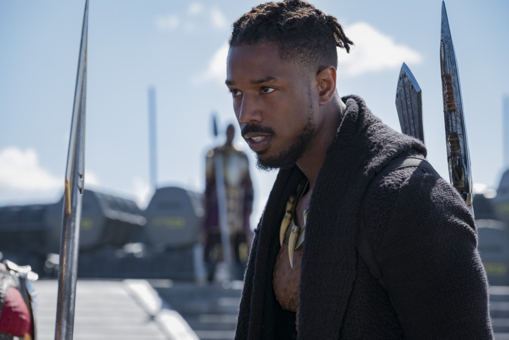 Villain Hotties of the MCU erik killmonger