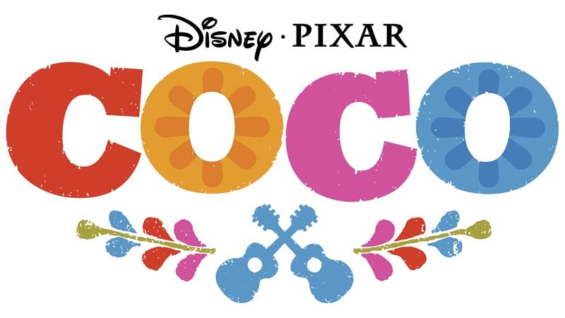 Disney • Pixar's COCO on Blu-Ray and DVD