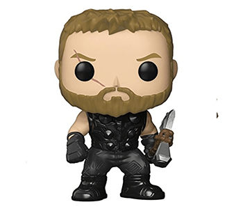 Funko Pop Marvel: Avengers Infinity War-Thor Collectible Figure