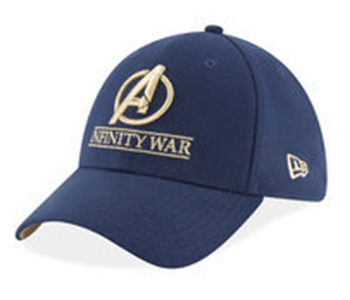Marvel's Avengers: Infinity War Marvel Crew Cap for Adults