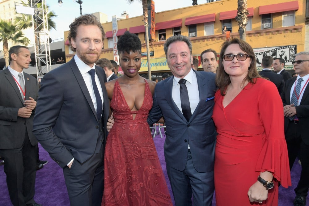 Working Mother Marvel Studios' Victoria Alonso Tells All