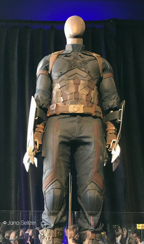 Avengers Infinity War Nomad Captain America Costume