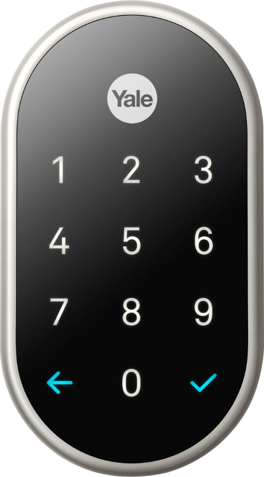 Nest Yale Lock for a Secure Connected Home