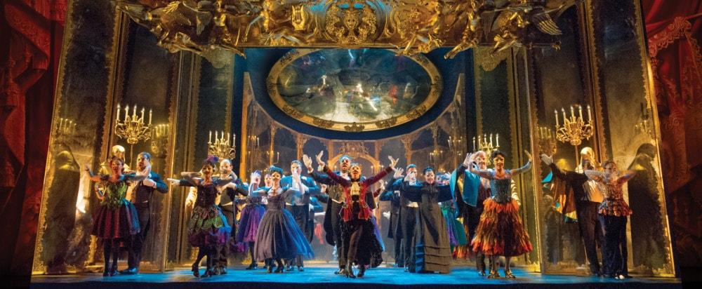 Phantom of the Opera on Tour in Portland