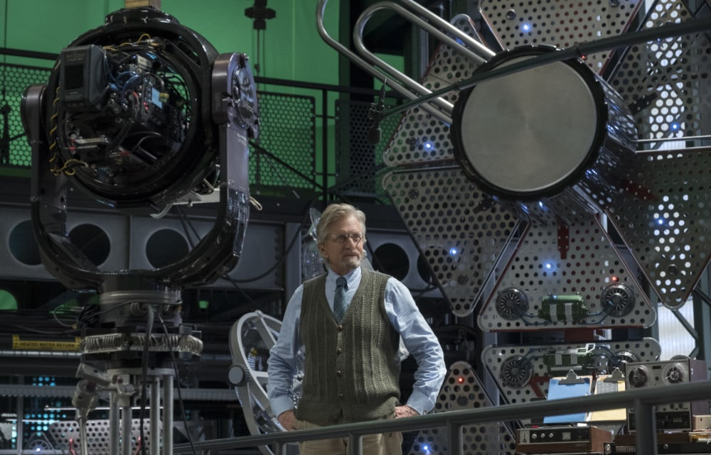 Michael Douglas Ant-Man and the Wasp