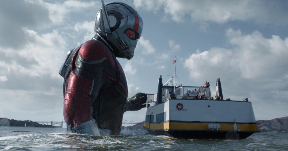 ant-man and ferry
