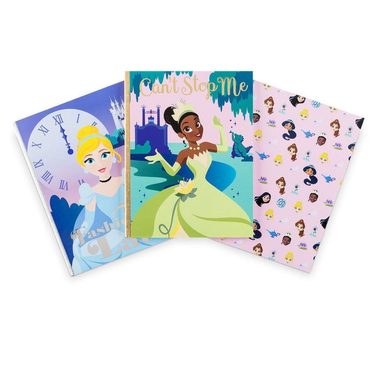 disney princess composition notebook Back-to-School with shopDisney