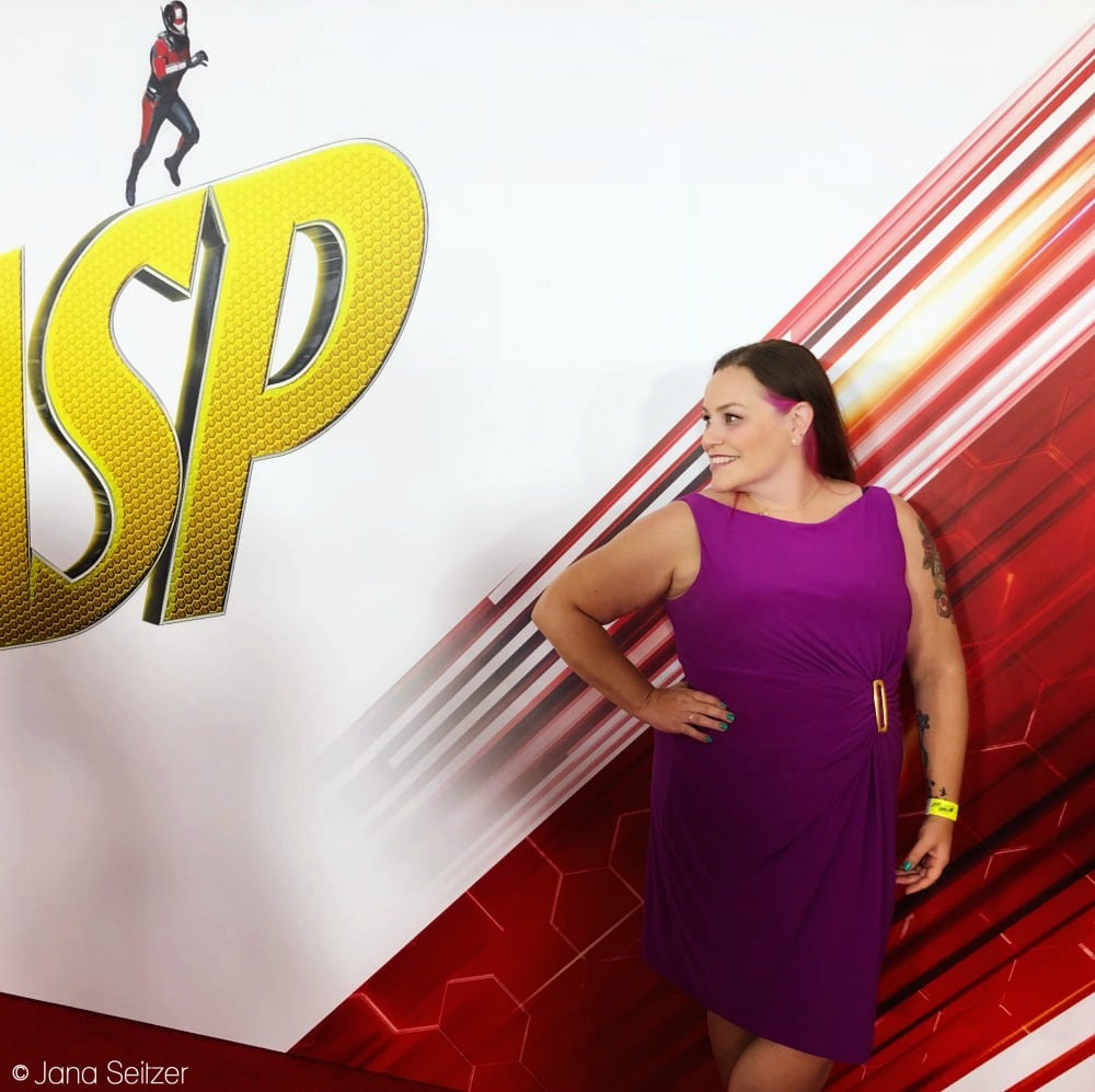 Ant-Man and the Wasp Red Carpet Premiere - red carpet look