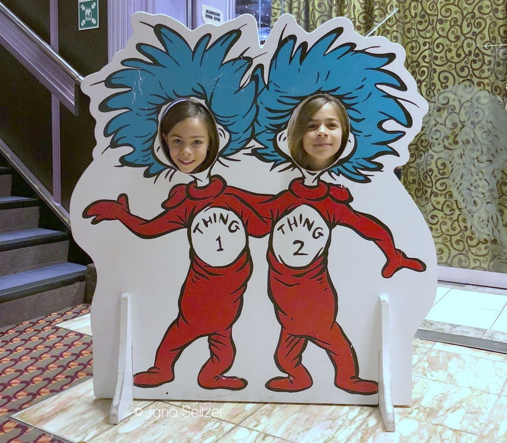 Best Cruise Activities for Tweens and Teens - Carnival Cruise - Thing One and Thing 2