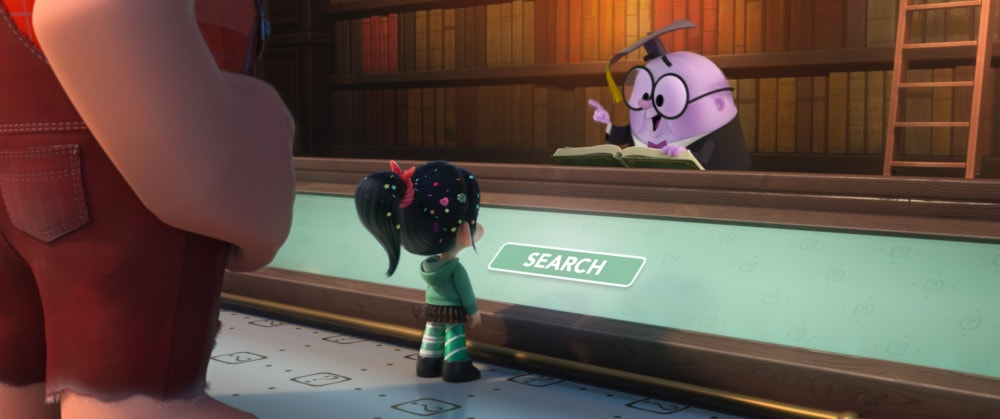 First Look: RALPH BREAKS THE INTERNET: WRECK-IT RALPH 2