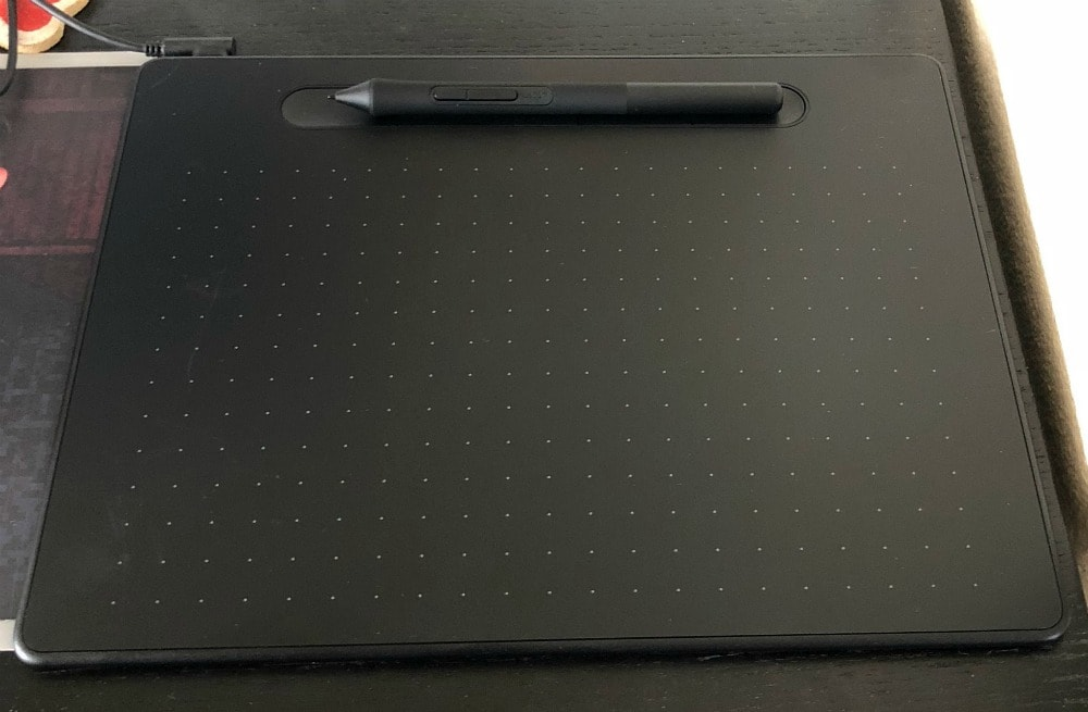 Get Creative with the Wacom Intuos Bluetooth Creative Pen Tablet