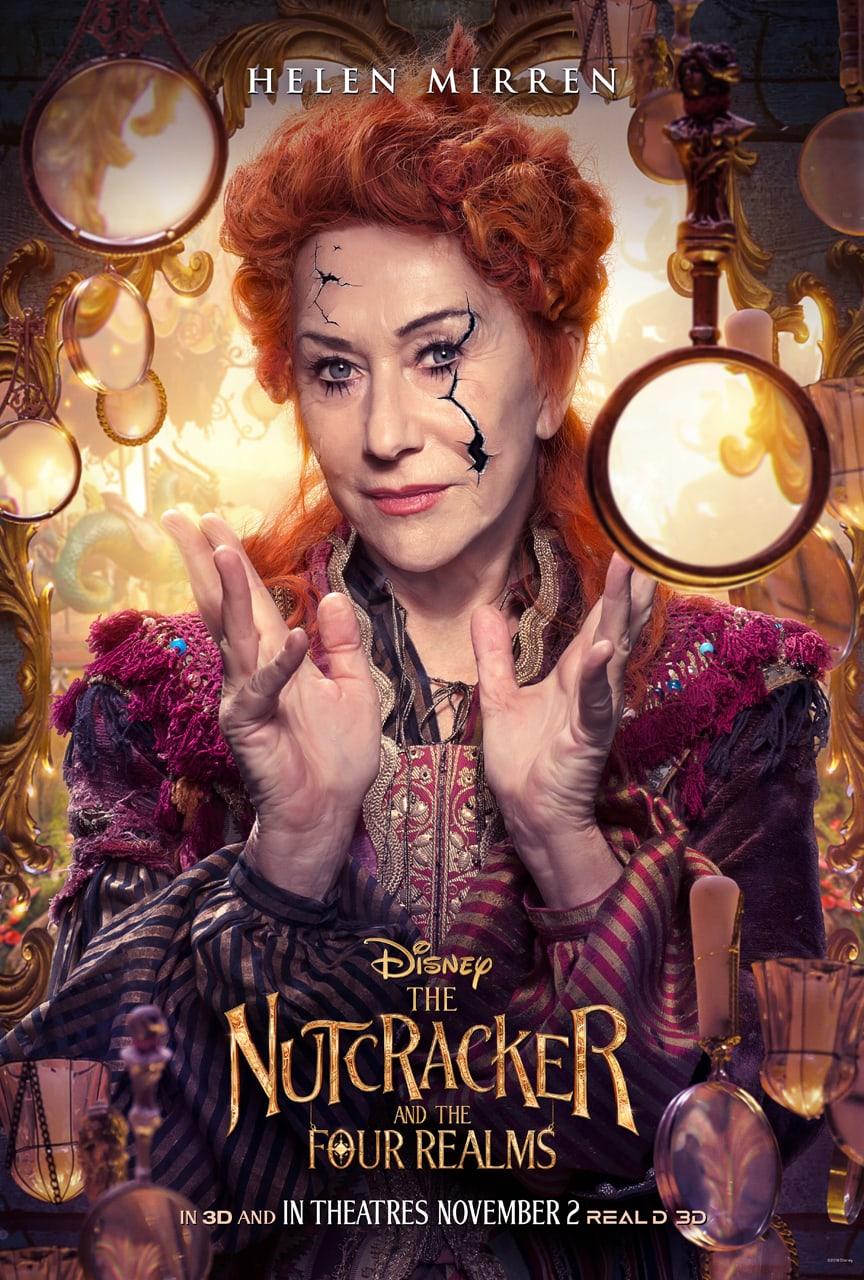 Disney'sTheNutcrackerand the Four Realms - Mother Ginger poster
