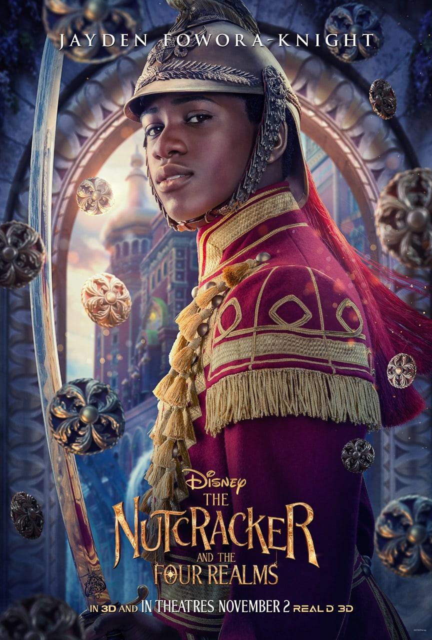 Disney'sTheNutcrackerand the Four Realms - Phillip poster