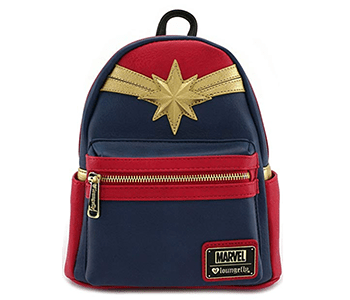 Loungefly-Captain-Marvel-Faux-Leather-Mini-Backpack