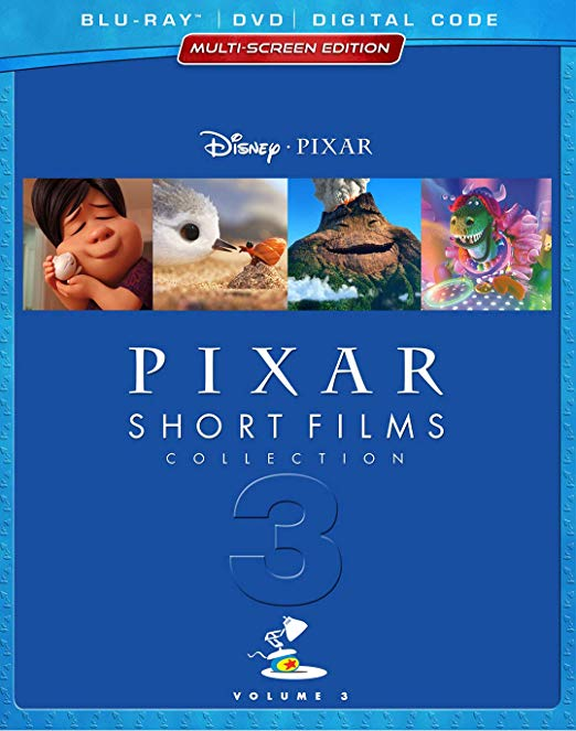 Pixar Short Film Collection Vol. 3