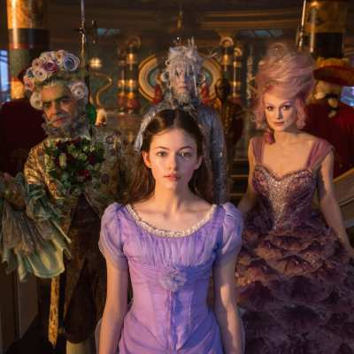 Mackenzie Foy Interview – Disney's Nutcracker and the Four Realms