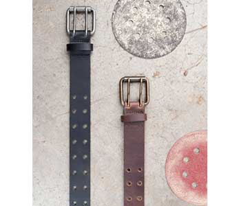 Dovetail Double Pronged Work Belt (OR)
