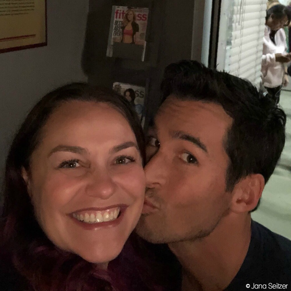 Visit the Set of Station 19 - with Jay Hayden