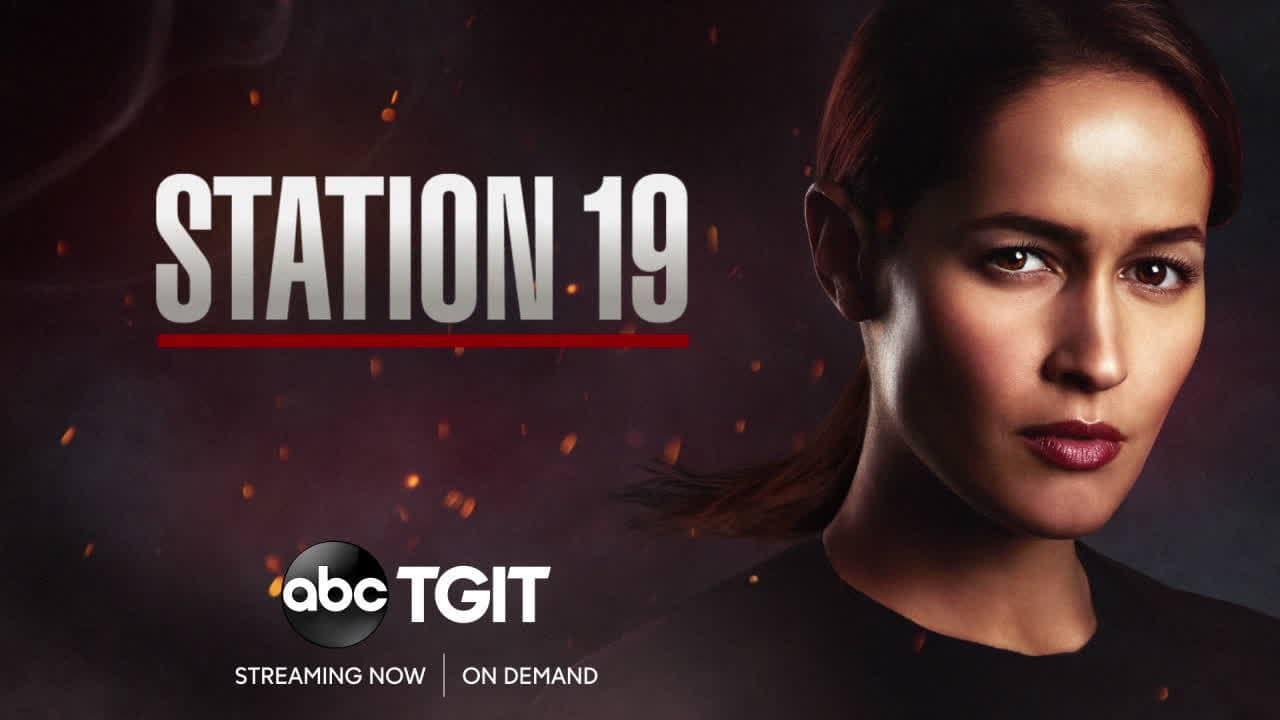 Visit the Set of Station 19 - Jaina Lee Ortiz - Andy Herrera