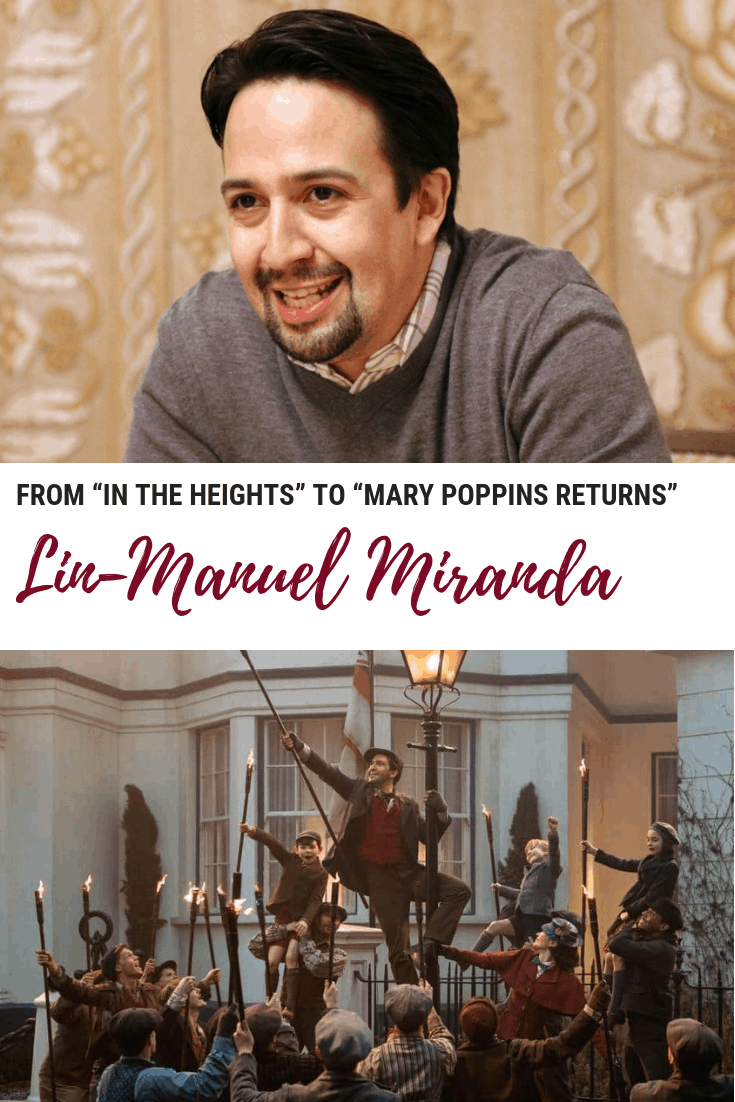 "An Interview with Lin-Manuel Miranda - From ""In the Heights"" to ""Mary Poppins Returns"""