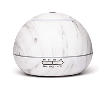 Hathaspace Marble Essential Oil Aroma Diffuser