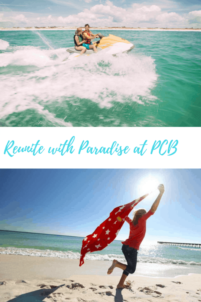 Reunite with Paradise at PCB