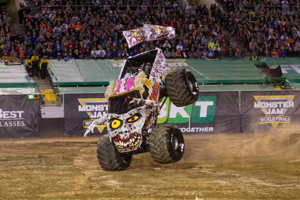MONSTER JAM in Portland