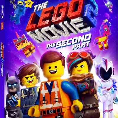 The LEGO Movie 2: The Second Part on Blu-Ray May 6