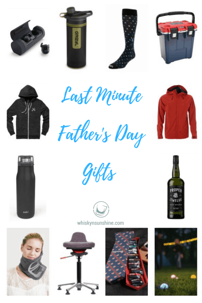 Last Minute Father's Day Gift Guide 2019