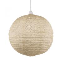 Soji Stella Nova Chevron Pearl Pendant Lamp