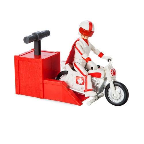 Duke Caboom Stunt Racer Launcher