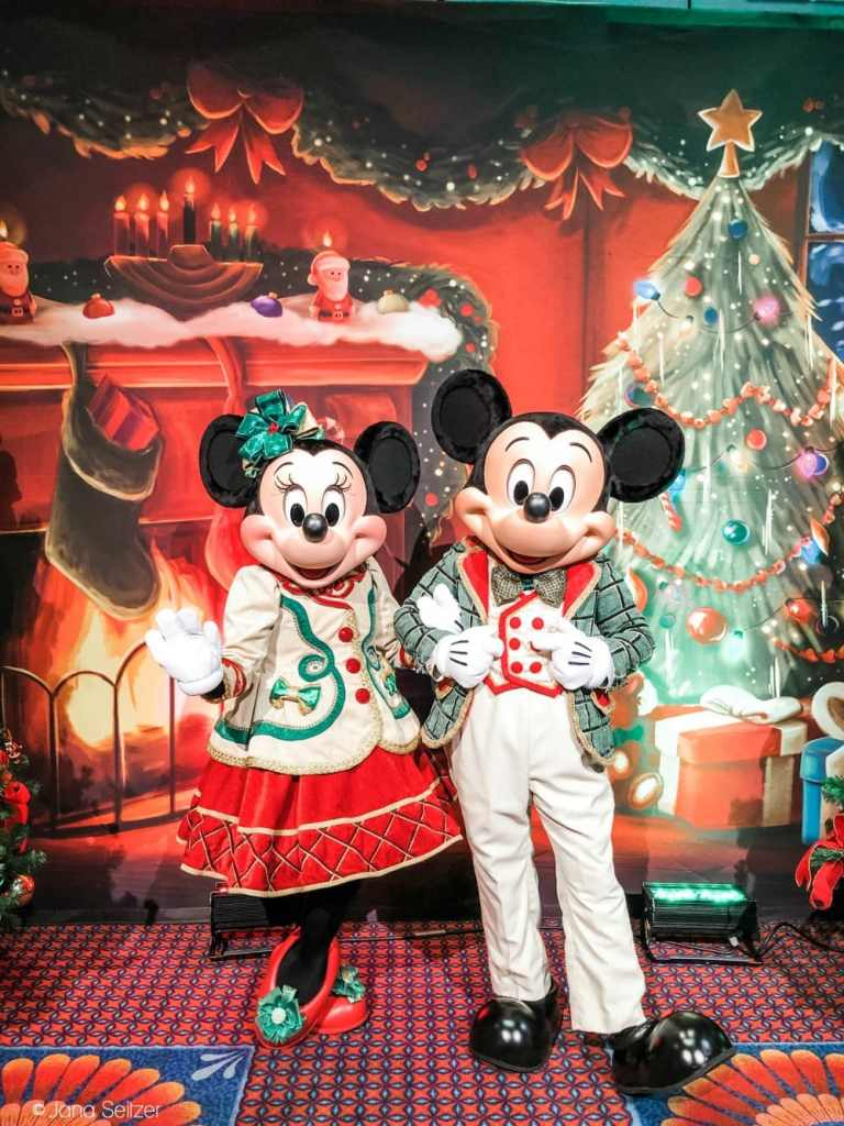 2019 disney holidays minnie and mickey