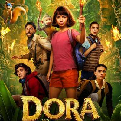 Win tickets to see Dora and the Lost City of Gold in Portland on August 3