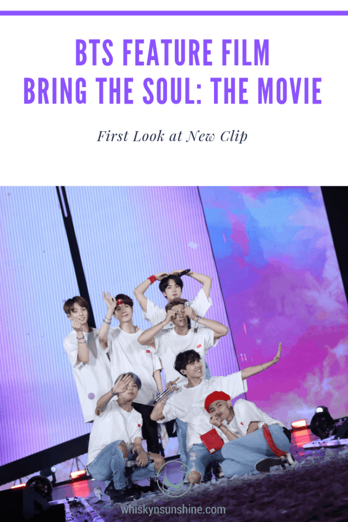 First Look: New Clip for BTS Feature Film BRING THE SOUL: THE MOVIE