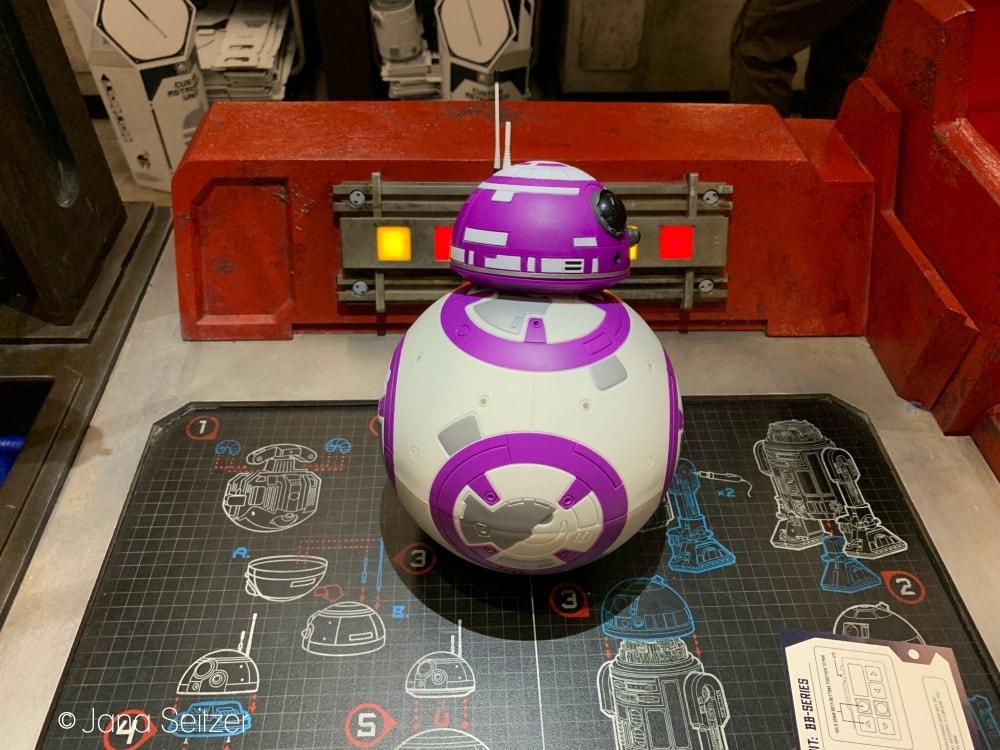 Droid Depot at Star Wars Galaxy's Edge
